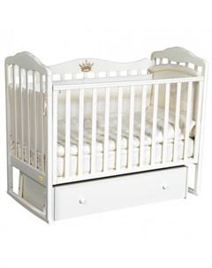 Детская кроватка Aprica универсальный маятник Luciano