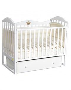 Детская кроватка Paola универсальный маятник Luciano