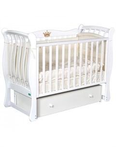 Детская кроватка Ariel Elegance универсальный маятник Palermo