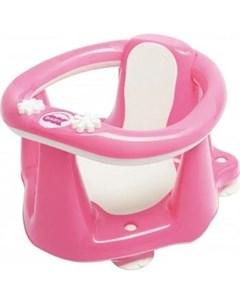 Сиденье в ванну OK Baby Flipper Evolution цвет розовый Ok baby