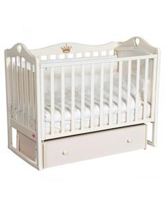 Детская кроватка Erika универсальный маятник Francesca