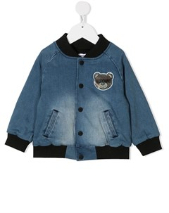 Бомбер Toy Bear Moschino kids