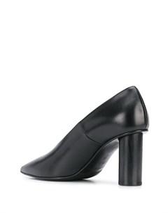 Туфли лодочки на блочном каблуке Christian wijnants