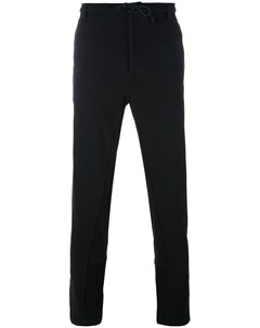 Спортивные брюки с эластичным поясом Ann demeulemeester grise