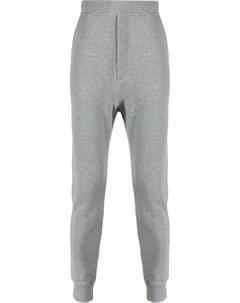 Зауженные спортивные брюки Dsquared2 underwear