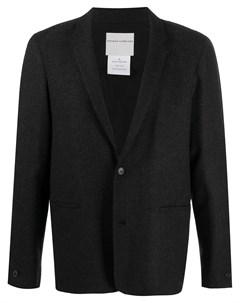 Однобортный пиджак Stephan schneider