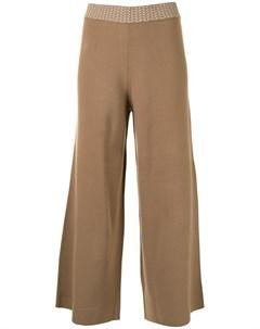 Укороченные трикотажные брюки Alexis