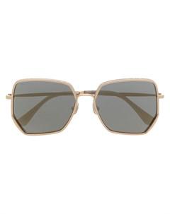 Солнцезащитные очки Alines в массивной оправе Jimmy choo eyewear