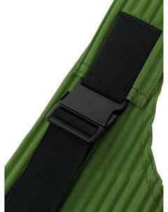 Плиссированная поясная сумка Homme plissé issey miyake