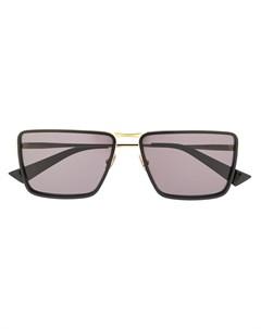 Солнцезащитные очки в массивной квадратной оправе Christian roth eyewear