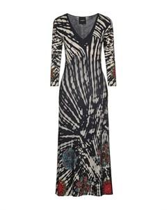 Платье миди Desigual