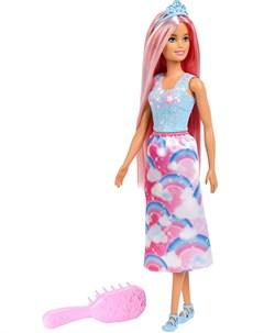 Кукла Принцесса с прекрасными волосами Barbie