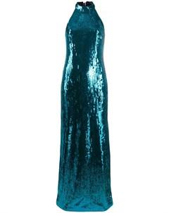 Платье Oceana с пайетками Galvan