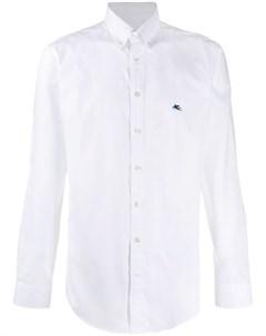 Рубашка в стиле casual Etro