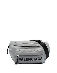Поясная сумка Wheel Balenciaga