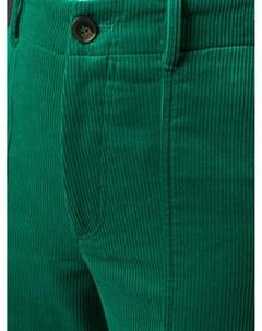 Вельветовые брюки кроя слим Mira mikati