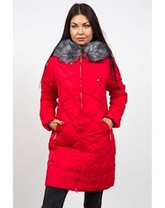 Куртка женская 1610 L Красный stolnik