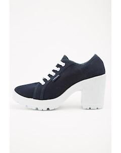 Туфли женские LiBang LB1322 7 40 Темно Синий LIBANG