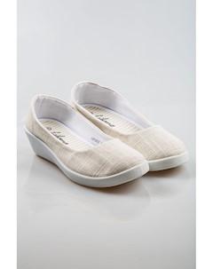 Туфли женские LiBang LB1305E 34 38 Бежевый LIBANG