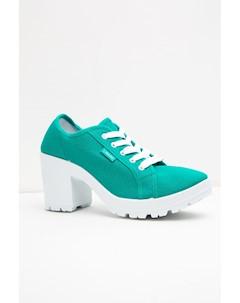 Туфли женские LiBang LB1322 21 37 Зеленый LIBANG