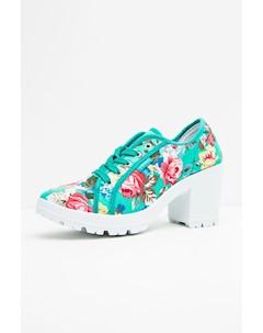 Туфли женские LiBang LB1304 21 39 Зеленый LIBANG