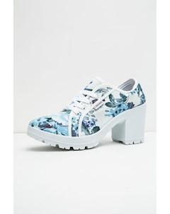 Туфли женские LiBang LB1304 12 38 Голубой LIBANG