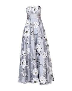 Длинное платье Mikael