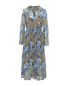 Платье длиной 3 4 Robert rodriguez