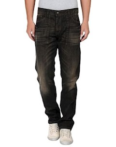 Джинсовые брюки Meltin pot klsh