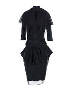 Платье длиной 3 4 Wunderkind