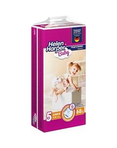 Подгузники Baby Junior 11 18кг 68шт Helen harper