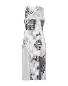 Платье миди Anthony vaccarello