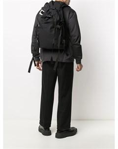 Рюкзак с пряжками The viridi-anne