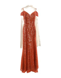 Длинное платье Glamour