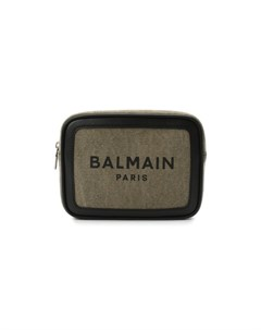 Текстильная поясная сумка Balmain