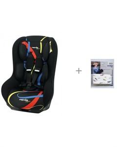 Автокресло Driver Grafik с фиксатором головы ребенка для автокресла АвтоБра Nania