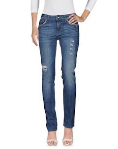 Джинсовые брюки Liu jo