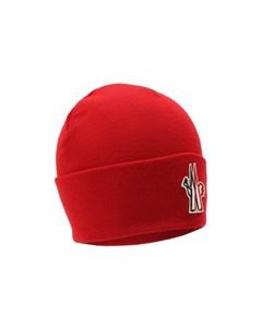 Шерстяная шапка Moncler grenoble