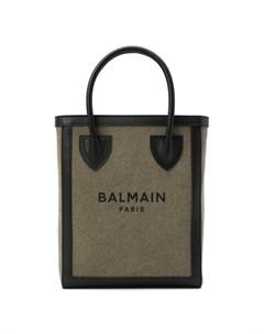 Текстильная сумка тоут Balmain