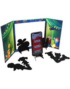 Игровой набор для малышей Театр теней истории гарри
