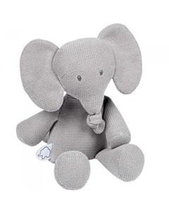 Мягкая игрушка Soft toy Tembo tricot Слоник 32 см Nattou