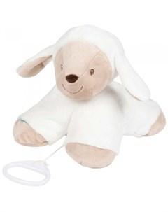 Мягкая игрушка Musical Soft toy Fanny Oscar Овечка музыкальная 17 см Nattou