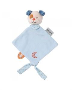 Мягкая игрушка Doudou малая Jim Bob Собачка 30 см Nattou