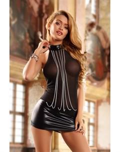Платье с цепочками Candy girl