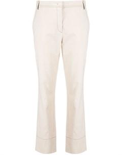 Расклешенные брюки средней посадки Odeeh