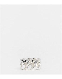 Серебряное кольцо в виде цепочки Chained & able