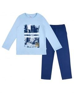 Пижама для мальчика джемпер брюки Морфей 362К 161 Г Bossa nova