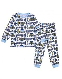 Пижама для мальчика джемпер брюки Морфей 356К 171 А Bossa nova
