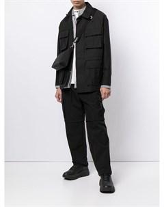 Куртка рубашка с карманами Juun.j