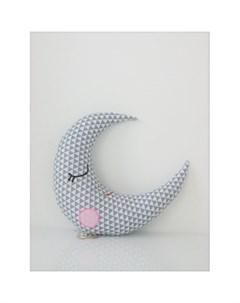 Подушка декоративная Луна треугольники Cocodikama